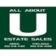 All About U Estate Sales Logo