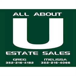 All About U Estate Sales Logo