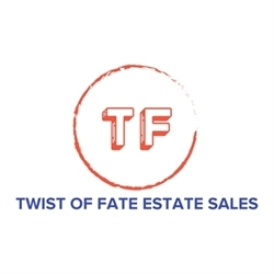 Twist Of Fate Estate Sales Logo