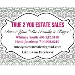 True 2 You Estate Sales LLC Logo