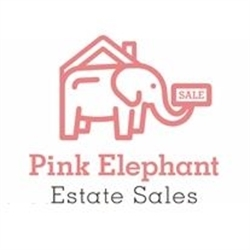 Pink Elephant Estate Sales, LLC Logo