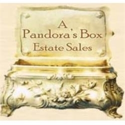 Pandora's Box Estate Sales LLC Logo