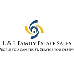 L & L Family Estate Sales Logo