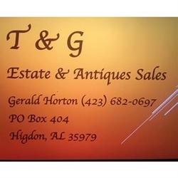 T & G Estate & Antique Sales