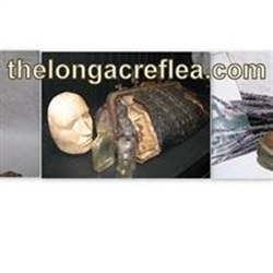 The Longacre Flea Logo