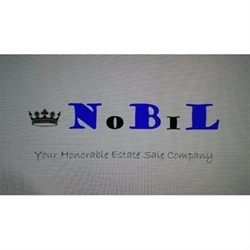 Nobil Estate Sales Logo