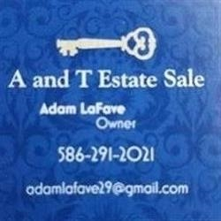 A And T Estate Sale Logo