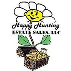 Happy Hunting Estate Sales Logo