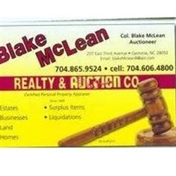 McLean Auction & Realty Logo