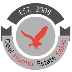 Deal Hunter Estate Sales Logo