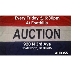 Foothills Auction And Antique Mall