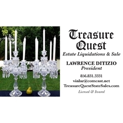 Treasure Quest Estate Liquidation & Sales Logo