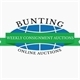 Bunting Online Auctions Logo