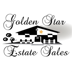 Golden Star Estate Sales Logo