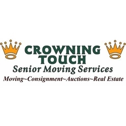 Crowning Touch Senior Moving Services Logo