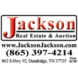 Jackson Real Estate And Auction Logo
