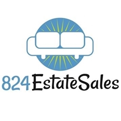824 Estate Sales Logo
