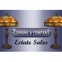 Gunning and Company Estate Sales, LLC Logo