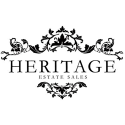 Heritage Estate Sales Logo