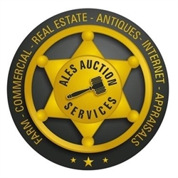 Ales Auction Services Logo