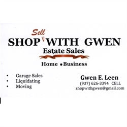 Shop With Gwen Logo