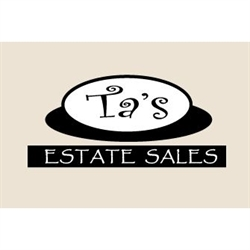 Ta's Estate Sales Logo