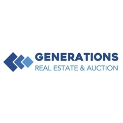 Generations Real Estate And Auction Logo