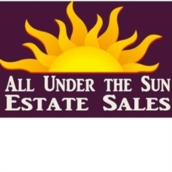 All Under The Sun Estate Sales Logo