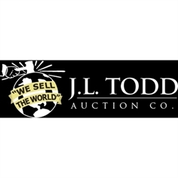 Jl Todd Auction Co Logo