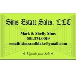 Sims Estate Sales LLC