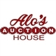 Alo's Auction LLC & Estate Sale Logo
