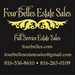 Four Belles Estate Sales Logo