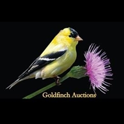 Goldfinch Auctions Logo
