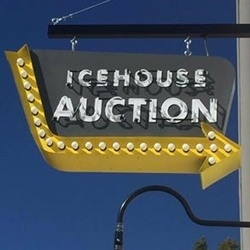 Icehouse Auction Logo