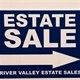 River Valley Estate Sales Logo