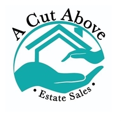 A Cut Above Estate Sales Logo
