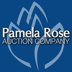 Pamela Rose Auction Co. LLC Logo