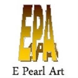 E Pearl Art Logo