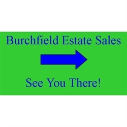 Burchfield Estate Sales Logo