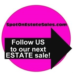 Spot On Estate Sales Logo