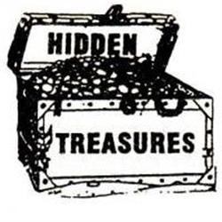 Hidden Treasures By Janet