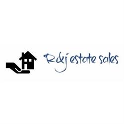R&j Estate Sales Logo