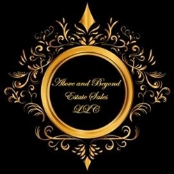 Above and Beyond Estate Sales LLC. Logo