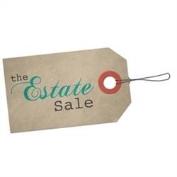 J And A Estate Sales Logo