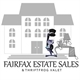Fairfax Estate Sales & Thriftfrog Valet Logo