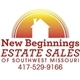 New Beginnings Estate Sales Of Sw Mo Logo