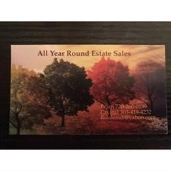 All Year Round Estate Sales Logo