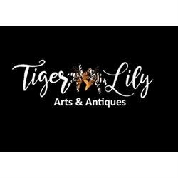 Tigerlily Arts And Antiques Logo