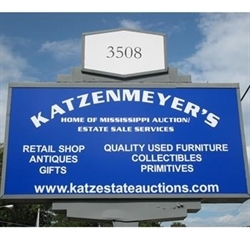 Katzenmeyer's Mississippi Auction Service / Estate Sale Service Logo