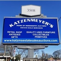 Katzenmeyer's Mississippi Auction Service / Estate Sale Service
